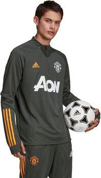adidas Manchester United Trainingsshirt Heren Groen