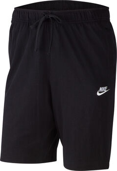 Nike Sportswear Club short Heren Zwart