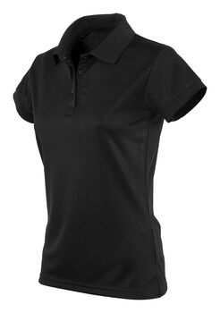 Hummel Corporate Climatec Polo Ladies Heren Zwart