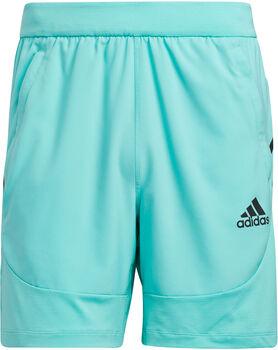 adidas AEROREADY 3-Stripes Slim-fit Short Heren Groen