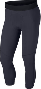 Nike Pro 3/4 tight Heren Blauw