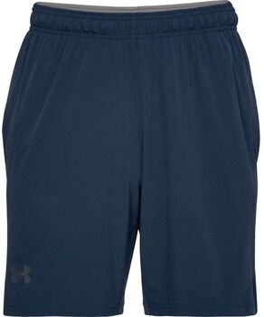 Under Armour UA Cage short Heren Zwart