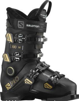 Salomon S/Pro X80 CS skischoenen Dames Zwart