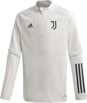adidas Juventus Training kids shirt 20/21 Jongens Grijs