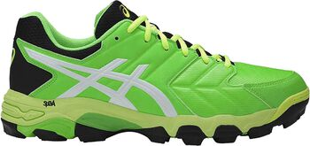 Asics GEL-Blackheath 6 jr hockeyschoenen Groen