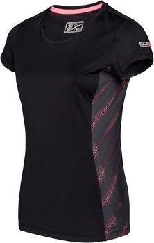 Sjeng Sports Tiggy shirt Dames Zwart