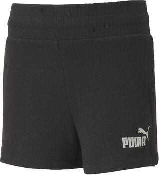Puma Essentials short Meisjes Zwart