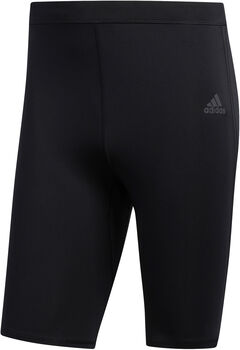 adidas Own the Run korte tight Heren Zwart