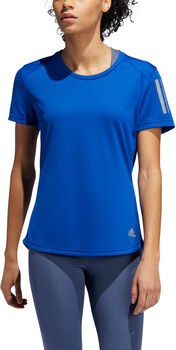 ADIDAS Own The Run shirt Dames Blauw