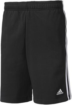 ADIDAS Essential 3-Stripes short Heren Zwart