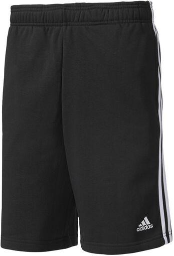 Adidas - Essential 3-Stripes short - Heren - Korte Broeken - Zwart - M