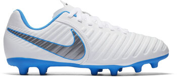 Nike Tiempo Legend 7 Club FG jr voetbalschoenen Wit