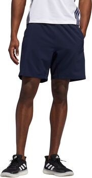 adidas AEROREADY 3-Stripes 8-Inch short Heren Blauw