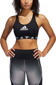 adidas Don't Rest Alphaskin Badge of Sport Beha Dames Zwart