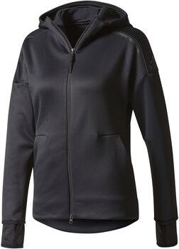 Adidas Z.N.E. Climaheat hoodie Dames Zwart