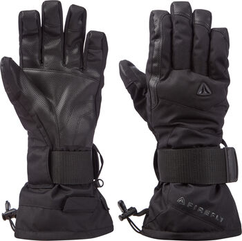 FIREFLY New Volker handschoenen Heren Zwart