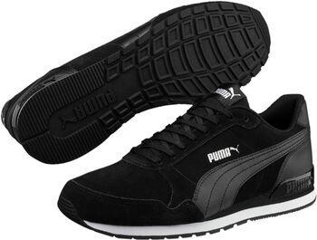 Puma St Runner V2 Sd sneakers Heren Zwart