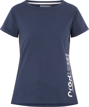 ENERGETICS Java 2 shirt Dames Blauw