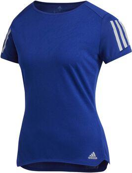 ADIDAS Response shirt Dames Blauw