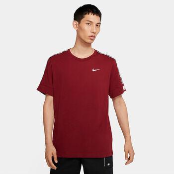 Nike Sportswear t-shirt Heren Rood