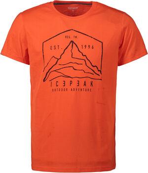 Icepeak Bude shirt Heren Rood