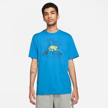 Nike Sportswear shirt Heren Blauw