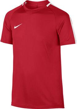 Nike Dry Academy jr voetbalshirt Rood