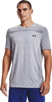 Under Armour Seamless t-shirt Heren Grijs