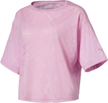 Puma Show Off shirt Dames Roze