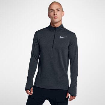 Nike Sphere 2.0 Half Zipper longsleeve Heren Zwart