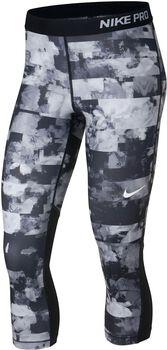Nike Pro capri Dames Zwart