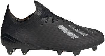 adidas X 19.1 FG voetbalschoenen Heren Zwart
