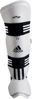 ADIDASBOXING WTF Approved scheenbeschermers Wit