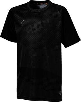 Puma FTBLNXT Graphic Core shirt Jongens Zwart