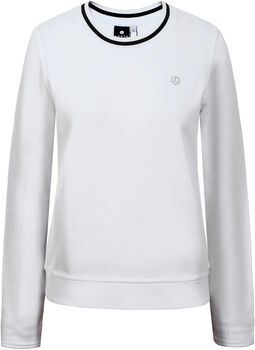 Luhta Alvatti sweater Dames Wit