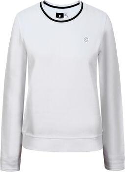 Luhta Alvatti sweater Dames Wit
