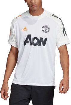 adidas Manchester United Training Voetbalshirt 20/21 Heren Wit