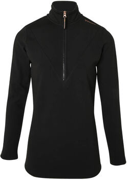 Brunotti Phesant fleece Dames Zwart