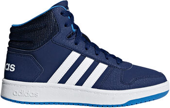 premium selection add9e 4b7d6 ADIDAS Hoops 2.0 Mid sneakers Blauw