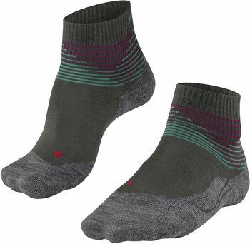 Falke TK5 Short Offset sokken Dames Groen