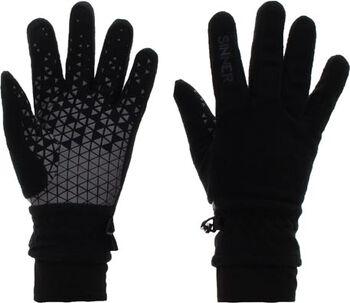 Sinner Wells Windstopper handschoenen Heren Zwart