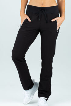 Sjeng Sports Paris Long broek Dames Zwart