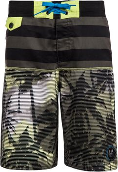 Protest Harry jr beachshort Jongens Grijs