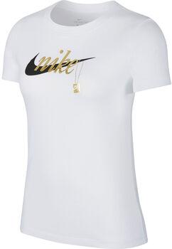 Nike Sportswear Sport Charm shirt Dames Wit