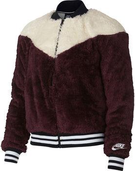 Nike Sportswear bomberjack Dames Rood