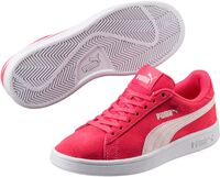 Puma Smash V2 jr sneakers Roze