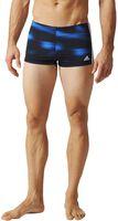 Adidas 3-Stripes Graphic zwembroek Heren Zwart