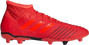 ADIDAS Predator 19.2 FG voetbalschoenen Heren Rood