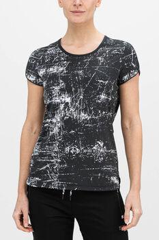 Sjeng Sports Isabella t-shirt Dames Grijs