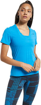 Reebok ACTIVCHILL Athletic t-shirt Dames Blauw